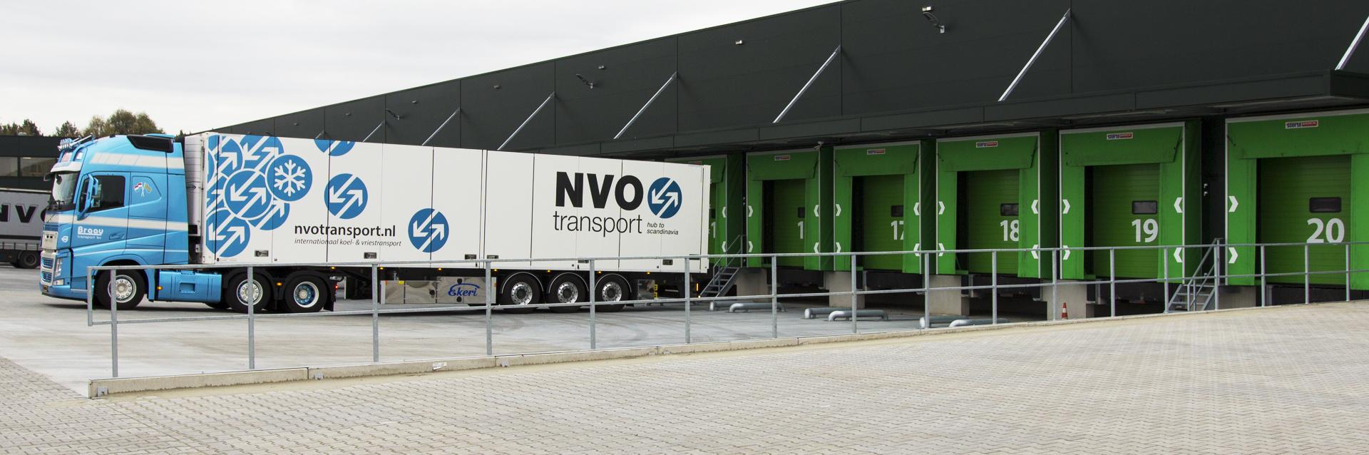 (Nederlands) NVO Transport - Vervoer Scandinavië